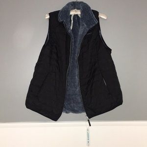 Jackets & Blazers - Brand new reversible vest